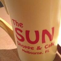 Photo taken at Sun Shoppe by Arielle G. on 3/7/2013