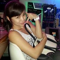Photo taken at Blue Ribbon Bar & Grill by Steve V. on 4/8/2014
