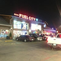 Photo taken at Fuel City by Devin G. on 4/7/2013