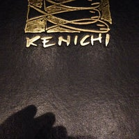 Photo taken at Kenichi by Devin G. on 11/11/2013