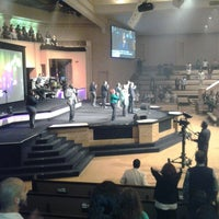 Photo taken at Covenant Church by Dezzy M. on 3/17/2013