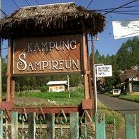 Photo taken at Kampung Sampireun by baldie i. on 5/6/2013