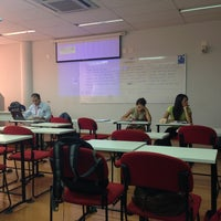 Photo taken at IESB - Instituto de Educação Superior de Brasília by Adriano F. on 4/5/2013