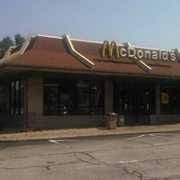 Photo taken at McDonald's by Steve S. on 6/23/2013