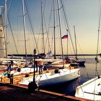 Снимок сделан в Яхт-клуб «Галс» пользователем Александр Н. 5/25/2013