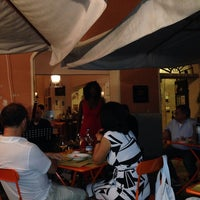 Photo taken at Giallozucca by Marco G. on 8/10/2014