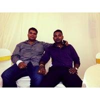 Photo taken at Vanda Business Park by Yogeswaran V. on 9/15/2013