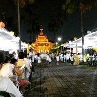 Photo taken at Vihara Buddha Sakyamuni by Lee on 5/11/2017