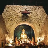 Photo taken at Vihara Buddha Sakyamuni by Lee on 2/22/2016