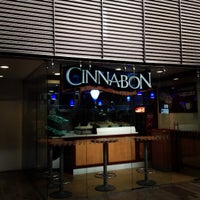 Photo taken at Cinnabon by Andreas P. on 1/8/2013