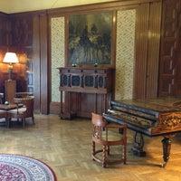 Снимок сделан в Гранд Отель Европа пользователем George A. 5/27/2013