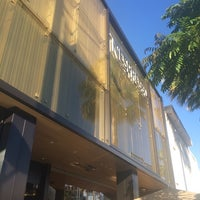 Photo taken at Nespresso Boutique by A on 6/4/2014