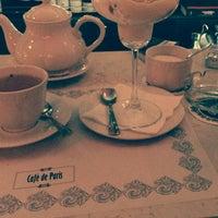 Снимок сделан в Café de Paris пользователем Nicky T. 11/12/2013
