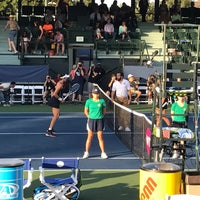 Photo taken at Taube Family Tennis Stadium by Ronald L. on 8/3/2017