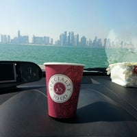 Photo taken at Karak Tea At The Harbour by Rizal A. on 5/26/2013