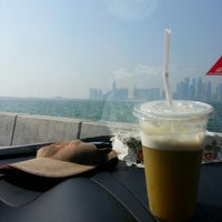 Photo taken at Karak Tea At The Harbour by Rizal A. on 8/20/2013