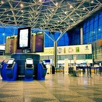 Photo taken at Helsinki Airport  (HEL) by Tom N. on 5/26/2013