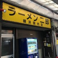 7/18/2013にhisashi f.がラーメン二郎 横浜関内店で撮った写真