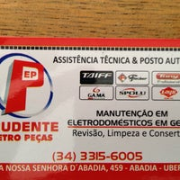Photo taken at Prudente Eletro Peças by Rodrigo B. on 12/6/2013