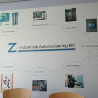 Photo taken at Z-Industriële Automatisering by Frans V. on 11/13/2013