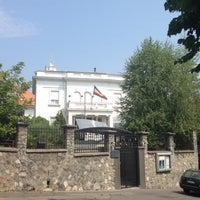 Photo taken at Ambasada Irana by Jovanka S. on 7/22/2015