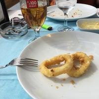 8/7/2015 tarihinde gülnur k.ziyaretçi tarafından Rota Balık Restaurant'de çekilen fotoğraf