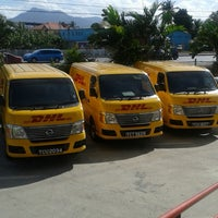 Photo taken at DHL by Alex R. on 3/25/2013