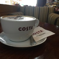 Photo taken at Costa Coffee by Hamad H. on 1/1/2016