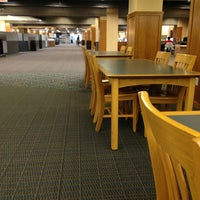 Photo taken at Dr. C.C. & Mabel L. Criss Library by Angela F. on 5/1/2013