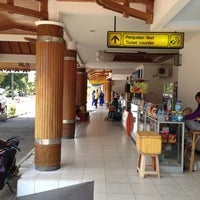 Photo taken at Jalaluddin Airport (GTO) by Ahmad Adli H. on 3/27/2013