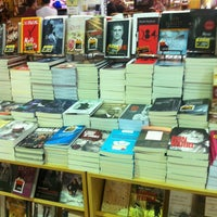 Photo taken at Saraiva MegaStore by Luciane M. on 12/18/2012