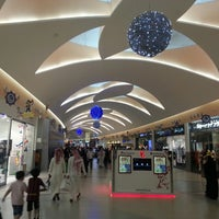 Photo taken at Mall of Dhahran by Mostafa Z. on 7/25/2013