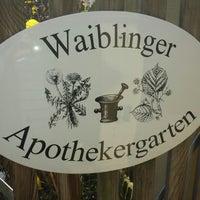 Photo taken at Apothekergarten Waiblingen by Michael H. on 11/2/2014