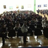 Photo taken at Universidade São Francisco by Armando R. on 8/29/2013