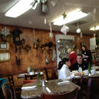 Photo taken at Klingler's Cafe by Eric H. on 12/30/2012