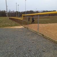 Photo taken at Robert Stetham Baseball Stadium by Khadija A. on 3/11/2013