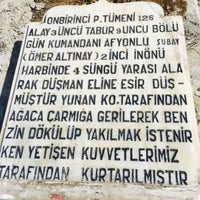 Photo taken at İntikamtepe Şehitliği by 🦅🦅 Nedret ⚫️⚪️ A. on 9/25/2015