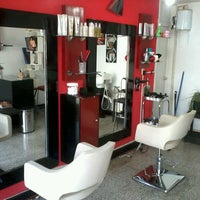Photo taken at Anshel ·Beauty Saloon by Miguel H. on 3/26/2013