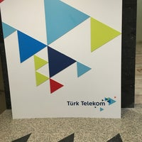 Photo taken at Türk Telekom Genel Müdürlüğü by Emre E. on 1/27/2016