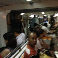 Photo taken at Central Walkway KL Monorail by Augustine J. on 6/27/2013