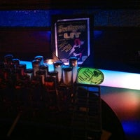Photo taken at Bootleggers by Erin on 2/23/2013