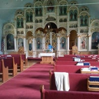 Photo taken at st nicholas orthodox church by Ginger B. on 6/17/2013