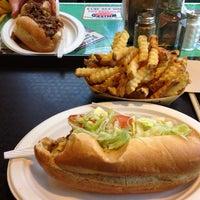 Photo taken at Roy's All Steak Hamburgers by Rachel G. on 11/22/2013