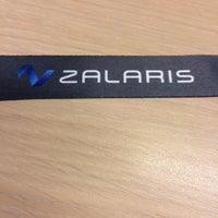 Photo taken at Zalaris by Ralfs G. on 3/6/2014