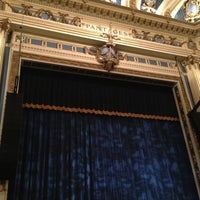 Photo taken at Pantages Theatre by Kalley S. on 1/10/2013