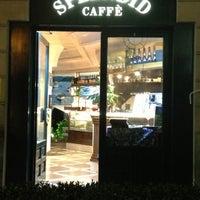 Photo taken at Splendid Caffè by Francesco D. on 10/24/2012