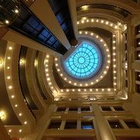 Снимок сделан в Премьер Палас Отель пользователем Irina M. 6/22/2013