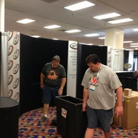 Photo taken at ATRA Convention by Laci L. on 9/20/2013