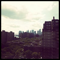 Photo taken at Grand Street & FDR Drive by Stan K. on 8/13/2012