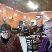 Photo taken at Morelos Restaurant by Keri H. on 2/14/2012
